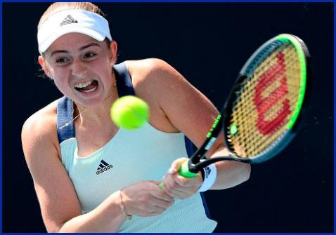 Jelena Ostapenko WTA ranking