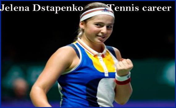 Jeļena Ostapenko WTA ranking, boyfriend, net worth, age, family