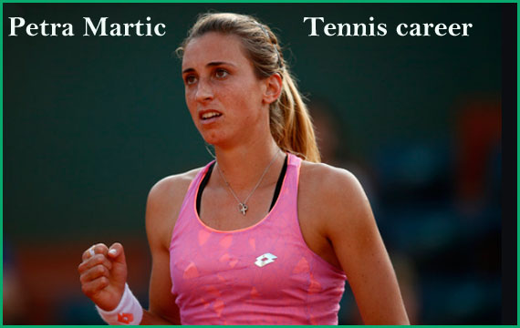 Petra Martic Tennis player, biography, coach, married, height, and family
