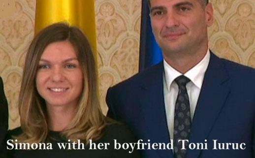 Simona Halep boyfriend