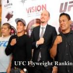 UFC Flyweight rankings