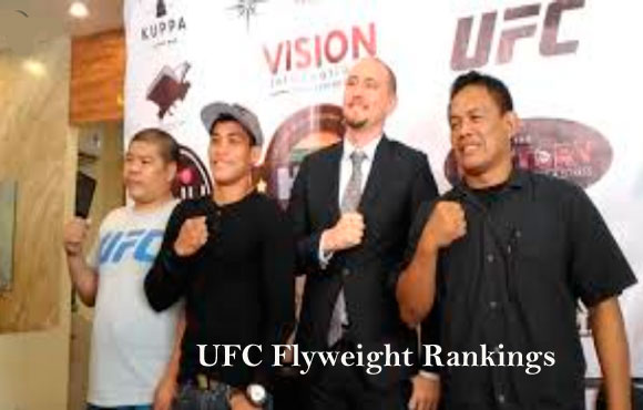 UFC Flyweight rankings, champions and weight division