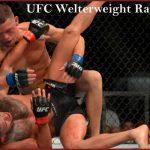 UFC Welterweight rankings