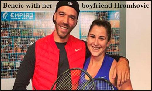 belinda bencic boyfriend