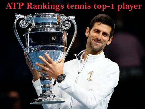ATP rankings 2020