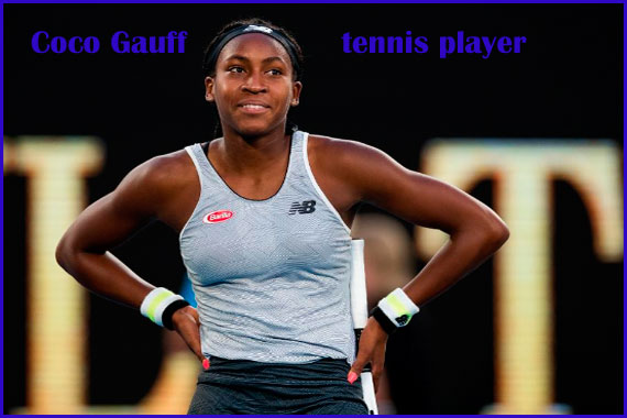 Coco Gauff tennis player, parents, net worth, height, family, age