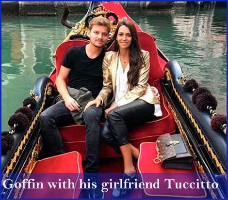 David Goffin's girlfriend