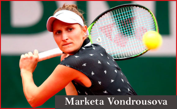 Marketa Vondrousova tennis player, husband, net worth, height and family