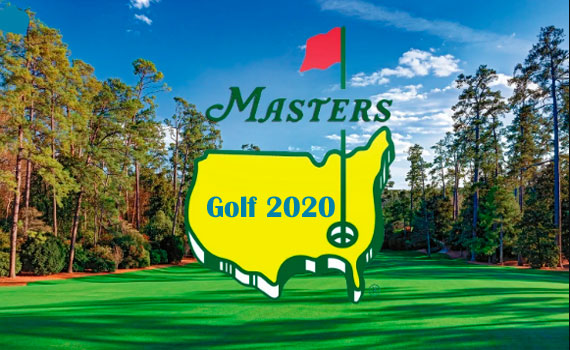 Masters Golf 2020