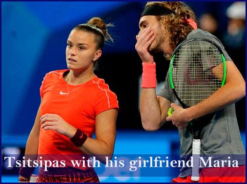 Stefanos Tsitsipas Tennis Career Girlfriend Net Worth Age