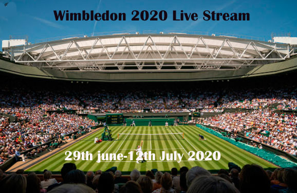 Wimbledon 2020 | How to watch the Wimbledon on TV channel, and schedule