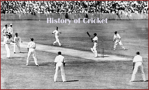 History of Cricket | First Cricket Rules in Development of England