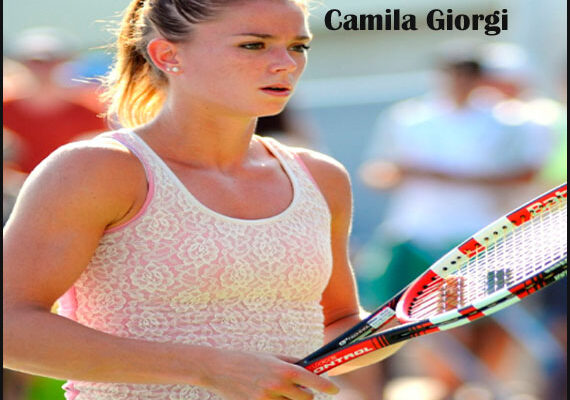 Camila Giorgi tennis ranking, husband, age, height, net worth, family and more