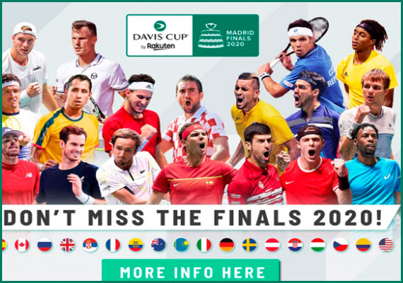 How to watch Davis Cup 2021 live Streaming on TV