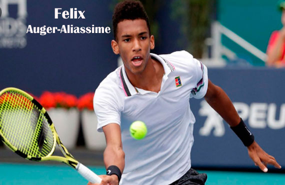 Felix Auger-Aliassime tennis ranking, wife, parents, net worth, family and more