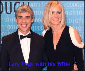 Larry page family