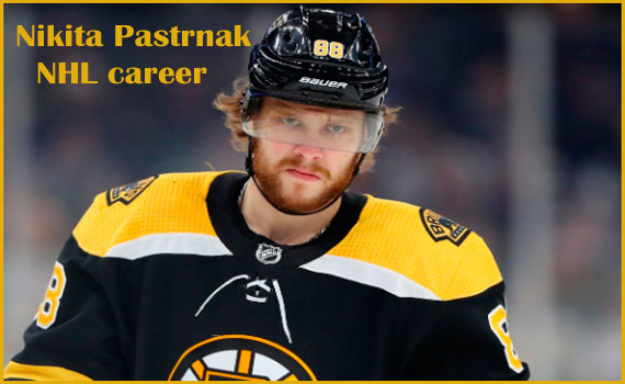 David Pastrnak Hockey player, wife, contract, jersey, height, family