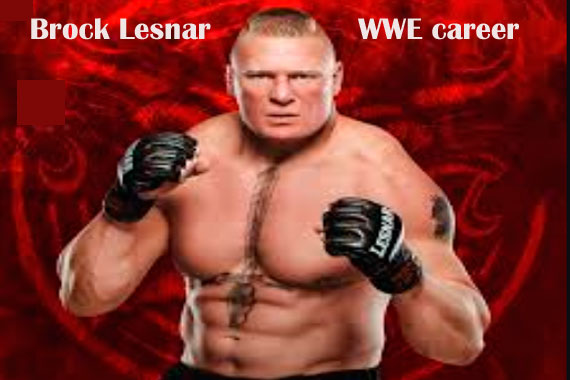 Brock Lesnar Wrestler, wife, net worth, salary, height, family and more