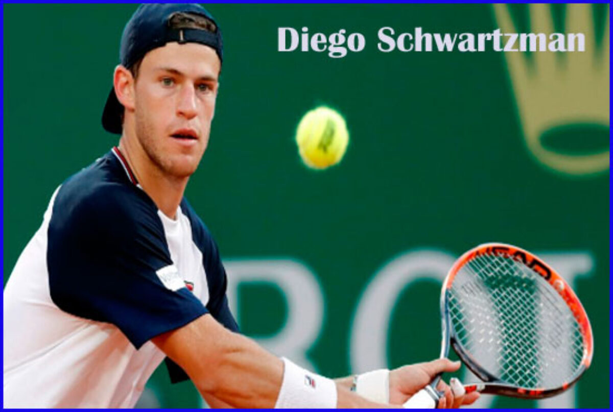 Diego Schwartzman Tennis Player Wife Height And Family