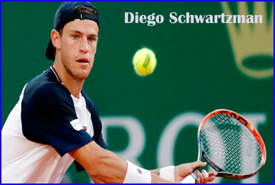 Diego Schwartzman tennis player, wife, height, salary, family and more