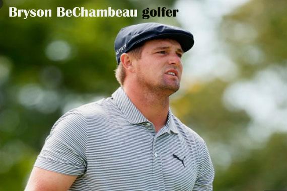 Bryson DeChambeau golfer, wife, net worth, salary, height, family and more