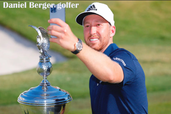 Daniel Berger golfer, wife, net worth, salary, height, family and more