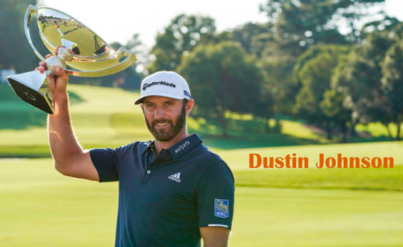 Dustin Johnson golf player, wife, net worth, swing, height, family and more