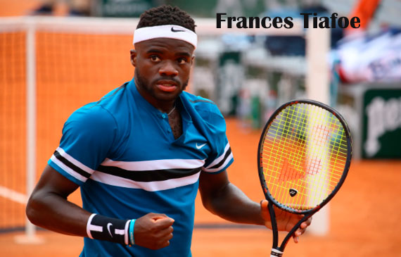 Frances Tiafoe tennis player, wife, age, net worth, height, family and more