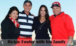 Rickie Fowler family