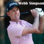 Webb Simpson golfer