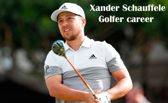 Xander Schauffele Golfer, wife, net worth, age, height, family and more