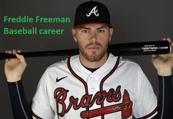 Freddie Freeman Baseball player, stats, wife, net worth, salary, contract, family and more