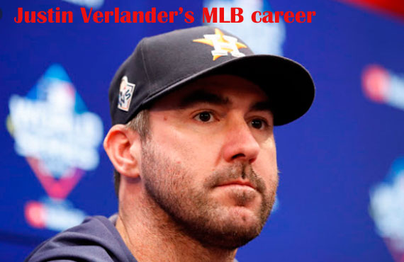 Justin Verlander baseball stats, wife, net worth, salary, contract and family