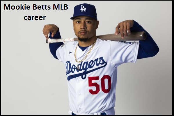 Mookie Betts MLB player, stats, wife, net worth, salary, contract, family and more