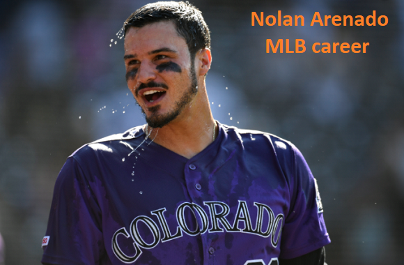 Nolan Arenado player, stats, wife, net worth, salary, contract, family and more