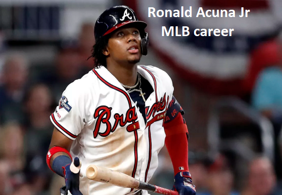 Ronald Acuña Jr MLB stats, wife, net worth, salary, contract, family and more