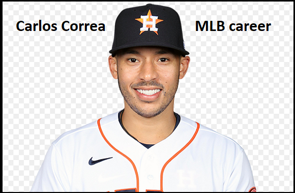 Carlos Correa MLB stats, wife, net worth, salary, contract, family and more