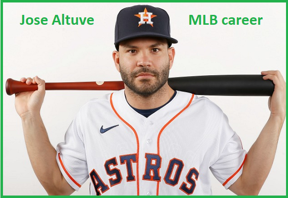 José Altuve player, stats, wife, net worth, salary, contract, family and more