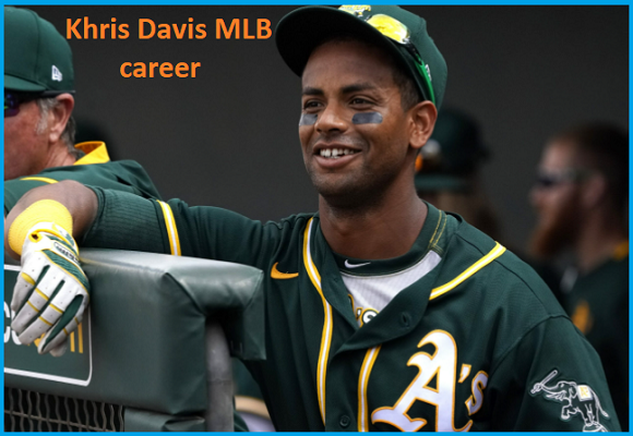 Khris Davis player, stats, wife, net worth, salary, contract, family and more