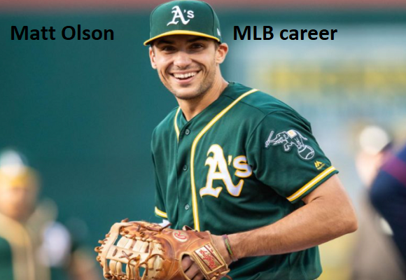 Matt Olson MLB stats, wife, net worth, salary, contract, family and more