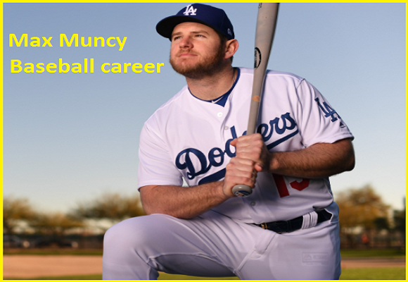 Max Muncy MLB player, stats, wife, net worth, salary, contract, family and more
