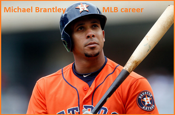 Michael Brantley MLB stats, wife, net worth, salary, contract, family and more