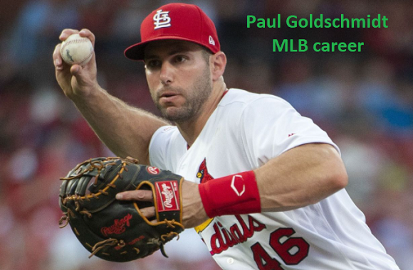 Paul Goldschmidt MLB stats, wife, net worth, salary, contract, family and more