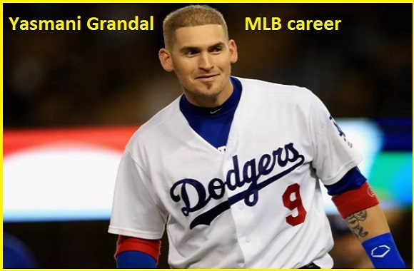 Yasmani Grandal MLB stats, wife, net worth, salary, contract, family and more