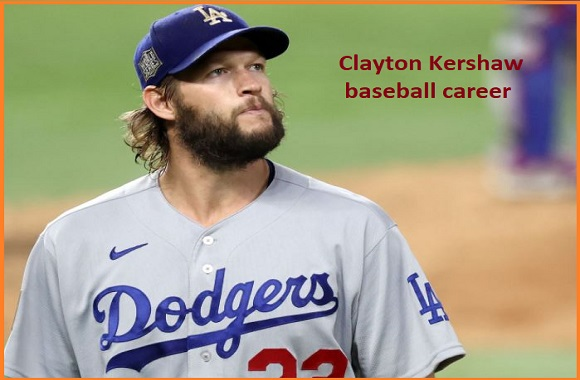 Clayton Kershaw MLB stats, wife, net worth, salary, contract, family and more