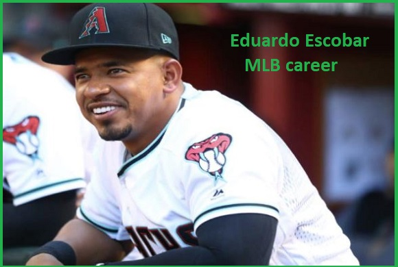 Eduardo Escobar Baseball stats, wife, net worth, salary, contract, family and more