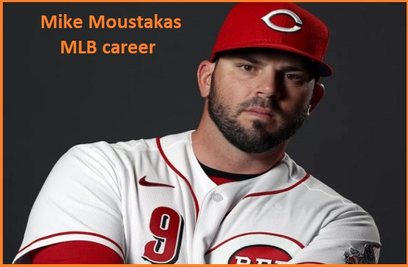 Mike Moustakas MLB career stats, wife, net worth, salary, and family
