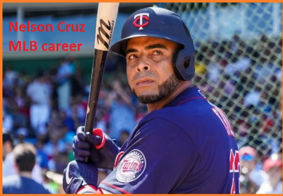 Nelson Cruz MLB stats, wife, net worth, salary, contract, family and more