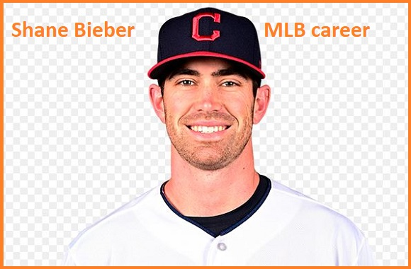 Shane Bieber player, stats, wife, net worth, salary, contract, family and more