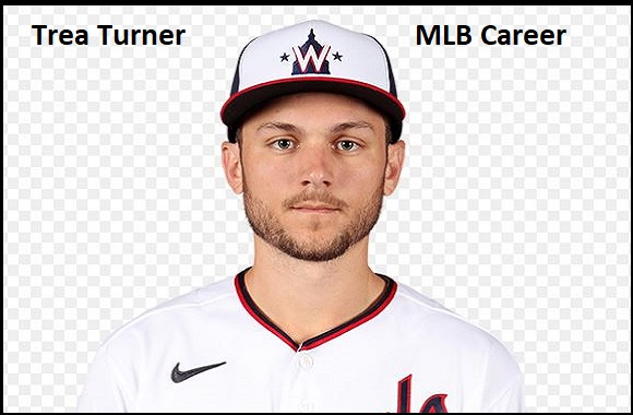 Trea Turner baseball stats, wife, net worth, salary, contract, family and more